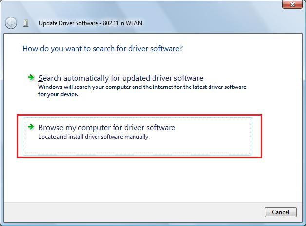 Драйвер на WiFi для Windows 7